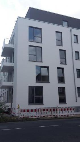 2015 / Neubau eines MFH mit 20 WE`s und TG Schillstraße, Düsseldorf